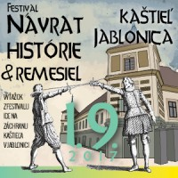 Kaštieľ Jablonica, Festival Návrat histórie a remesiel