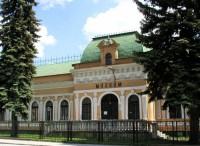 Banícke múzeum v Rožňave, Expozícia baníctva a hutníctva Gemera