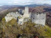 Hrad Tematín, Orlie hniezdo v Považskom Inovci