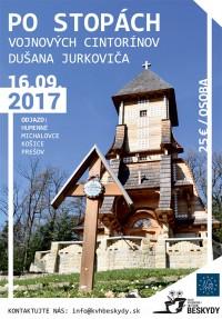 Vojenské cintoríny I. svetovej vojny, Po stopách architekta Dušana Jurkoviča