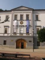 Oravská galéria - Župný dom , Župný dom - stále expozície 15 - 20. storočia