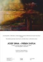 Kysucká galéria v Oščadnici, Jozef Srna: Príbeh svetla