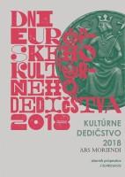 Univerzitná knižnica v Bratislave, seminárna sála, Kultúrne dedičstvo 2018: ARS MORIENDI