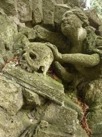 Mestský cintorín v Zlatých Moravciach , Mestský cintorín v Zlatých Moravciach