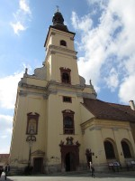 Kostol svätého Jakuba, Františkáni v Trnave