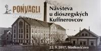 Cukrovar Sládkovičovo, Návšteva u diószegských Kuffnerovcov