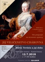 Sninský kaštieľ, Jej veličenstvo cisárovná. Mária Terézia a jej doba