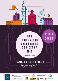 Marianum, Otvárací ceremoniál Dní európskeho kultúrneho dedičstva 2017
