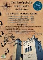 Kostol svätého Egídia, Po stopách svätého Egídia