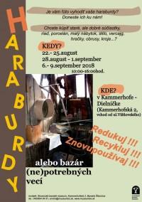 Slovenské banské múzeum Kammerhof- Dielnička, Haraburdy alebo bazár (ne)potrebných vecí